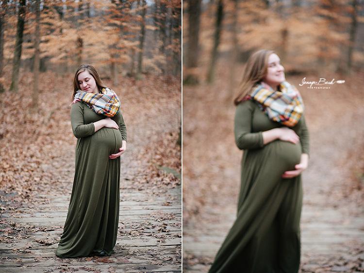 Columbus ohio maternity portrait photographer 1
