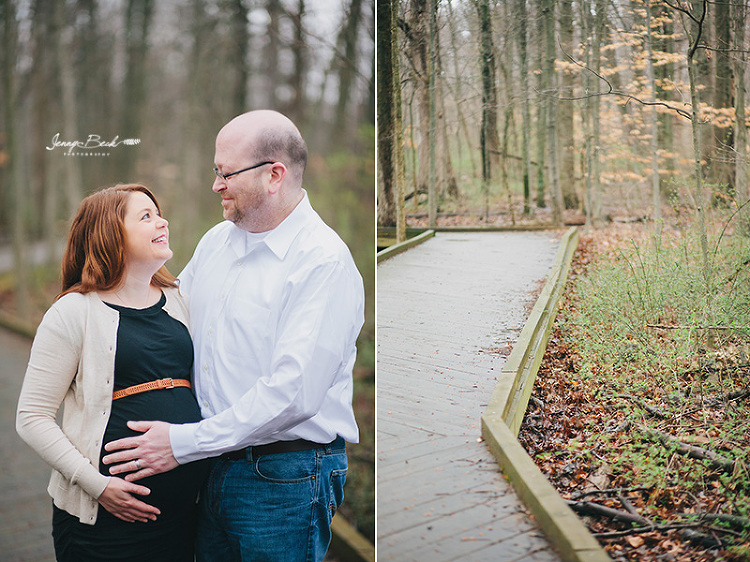maternity photographer westerville ohio 1