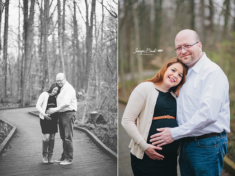 maternity photographer westerville ohio 2