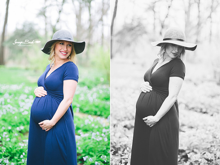 maternity photographer columbus ohio 1
